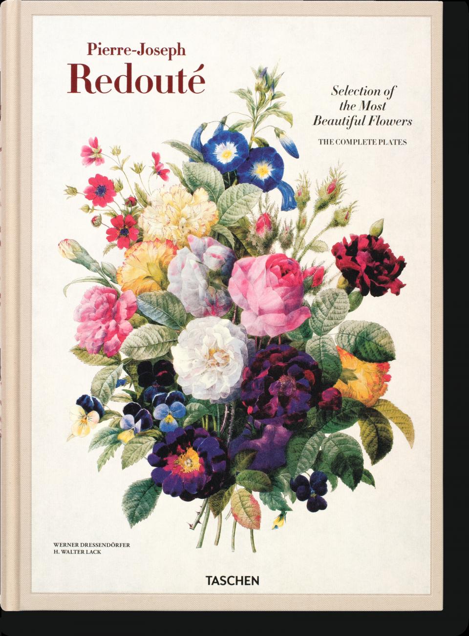 uté: Most beautiful Flowers. Foto: Taschen Verlag